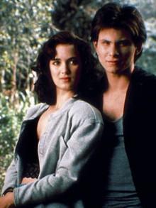 Christian Slater on Winona Ryder I ve always loved her