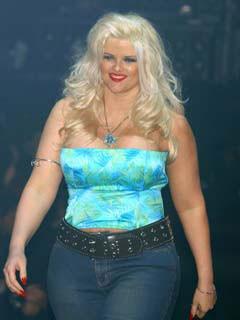Anna Nicole Smith Fat 10