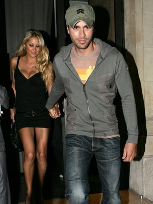 are enrique and anna still dating