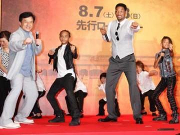 Karate kid cast