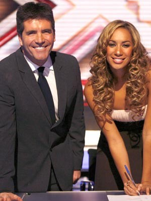 The best: simon cowell and leona lewis dating