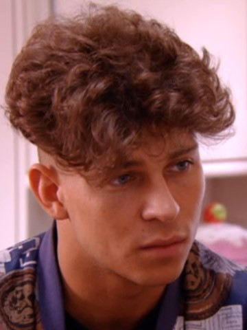 Sensational Curly Hair Undercut For Men Not A Good Haircut Short Hairstyles For Black Women Fulllsitofus