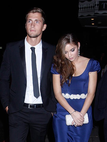 Ex-TOWIE star Dan Osborne and EastEnders actress Jacqueline Jossa engaged